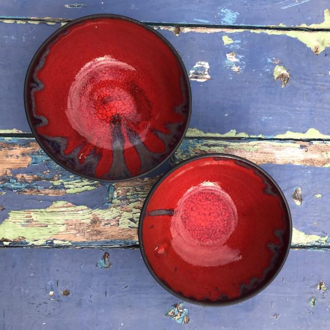 Set of Two Sytch Farm Breakfast Bowls