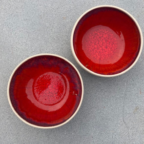 Set of Two Breakfast Bowls
