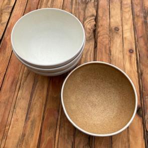 Set of Four Large Bowls