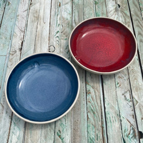 Set of Two Pasta Bowls