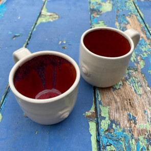 Set of Two Espresso Cups