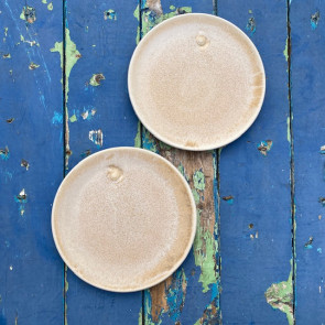 Set of Two Dessert Plates